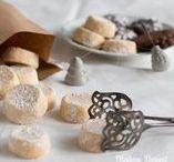 Rezepte für die Weihnachtsbäckerei / Plätzchen, Kekse, Köstlichkeiten – hier findest du alles, was die Weihnachtsbäckerei mit ihren Düften und Gewürzen besonders lecker macht. #Weihnachten