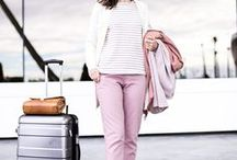 Chic & Comfy Travel Outfits