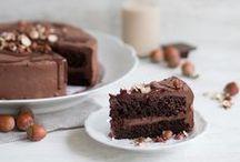 Vegan Backen – Rezepte & Inspiration / Leckere vegane Rezepte zum Naschen, Schlemmen und Genießen. Kuchen, Torten, Cupcakes und mehr zum Backen ohne tierische Produkte.