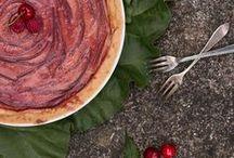 Rhabarber Rezepte / Leckere Rhabarber Rezepte – Kuchen, Tartes, Cupcakes und mehr