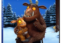 Kids Christmas DVDs / Look for these brand new kids Christmas DVDs from your friends at kaboom!