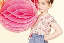 Little girl style / Girls' fashion and clothing that I love and that inspires my sewing.