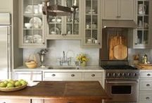 kitchens / by Trina Roteff