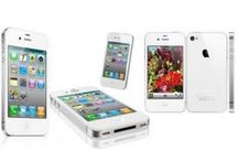 iPhone 4 White (8GB)   iCentreindia.com / Apple iPhone 4 Price in India - Buy Apple iPhone 4 White Online