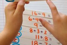 Addition and Subtraction / Discover addition and subtraction activities and ideas on this elementary math board. You will find blog posts, math resources, teaching ideas, math games and lessons for grades K -5.