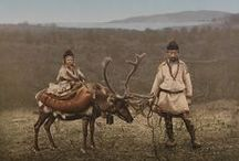 genealogy, SAMI people / I havee descovered that my 2gg mother was a costal Sami