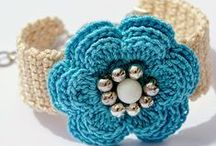 ispiration earrings / orecchini earrings crochet uncinetto