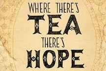 Tea related things