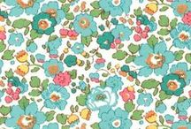 Liberty Fabric / Beautiful Liberty of London fabrics that I have used or would love to use!