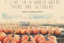 Octoberfest / All things Fall <3
