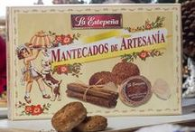 Turron por Navidad / The Holiday Season 2014 is here and all our classic sweets Turrones, Polvorones, Hojaldrinas, Chocolates, Tortas ...  will bring memories to you and your family with a touch of Spain for Christmas.