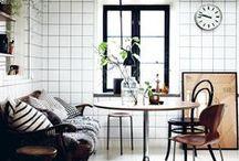rustic style interior / так называемый деревенский стиль в интерьере