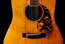 Guitars / Vintage and rare beloved Guitars