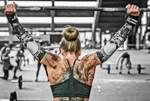 Crossfit / Everything about crossfit. Workouts, tips and exercises.