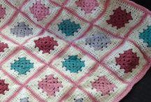 Crochet, tapís, punt