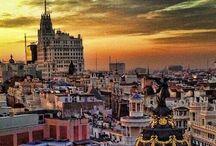 Around Madrid / Madrid the capital