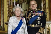 Royalty - Queen Elizabeth II / Our current Monarch Queen Elizabeth II and her family/descendants including her husband Philip, Duke of Edinburgh (Prince Philip of Greece & Denmark).  For the Duke and Duchess of Cambridge, William and Catherine - see the board The Cambridges.