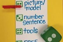 Problem Solving / Discover math problem solving activities and ideas on this elementary math board. You will find blog posts, math resources, teaching ideas, math games and lessons for grades K -5.