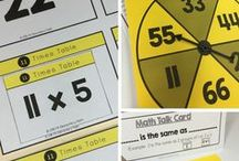 Math Games / This board is dedicated to engaging and fun math games for elementary teachers.