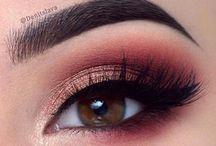 * eyeshadow looks *