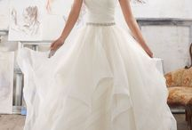 * wedding dresses *