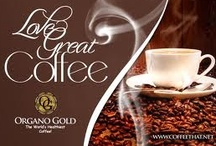 Healthy Gourmet Coffee, Tea & Coffee Around the World / Organo Gold is the healthy alternative to regular coffee. Organo Gold blends the power of Ganoderma with a business opportunity that allows you to capitalize on the ever growing field of health and wellness.  / by Jeannie George