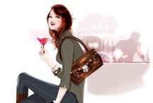 Cool purses! / cool handbags, fun purses, stylish purses / by Beijo Inc.