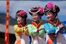 民族我最喜欢/My favorite ethnic group