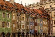 我的乡- 波兹南/My city - Poznan