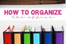 Tips&Tricks  / Organization ideas
