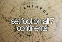 Around the world <3 / Places I love <3<3