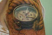 Tattoos / by Luke Cardy