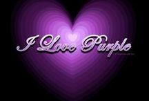 Purple power / by antoinette sula