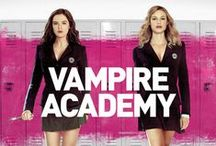Fangirling - VA / Only Vampire Academy