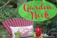 Garden Nook INSPIRATION