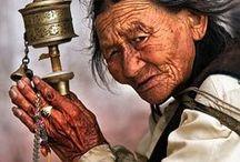 Tibet 1 / Photos du Tibet / by martine donnadieu