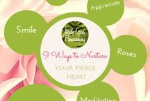 Business from the heart / Resources and inspiration to keep heart-centered businesses rolling from their heart <3