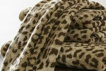 Animal Print GIFT IDEAS / Do you have an animal print lover on your gift list? Check out all of these great ideas.