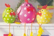 Voorjaar en Pasen