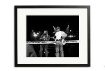 Hip Hop / A few classic Hip Hop photos fro the Sonic Editions website.  #hiphop #snoop #rundmc #beatbox
