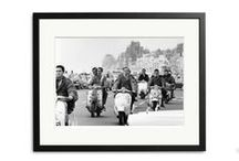 Mods... / A few of our favourite Mod images. Check out more at www.soniceditions.com  #mods #british #parkerjackets #vespa #lambretta #quadrophenia