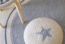 Вязание, плетение