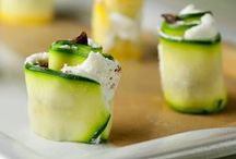 Squashes -- Zucchini and Summer Squash / We decided that squash -- the most common summer vegetable -- deserved its own board.  Take a look at these recipes and see if there's a way of cooking them that you haven't found yet!