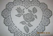 Crochet Round Doily  n Churibs