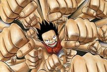 One Piece / Gelmiş geçmiş en mükemmel animenin en güzel karelerini toplamak istiyorum..