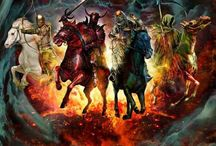 Revelation / Art and stuff about the book of Revelation