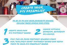 Our First Home Features and Rewards / by Fly Buys NZ
