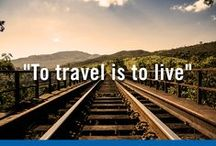 ANCO's Favorite Quotes / All the inspiration you need to plan your next travel adventure.