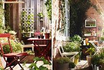 balkonowe inspiracje/ balcony inspiraction