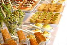 Ricevere / Idee come organizzare un buffet, cocktail, party...